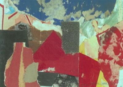 Charrin-collage sans titre