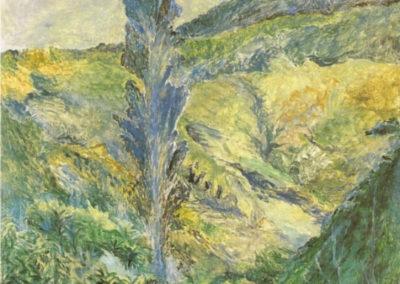 Muz-La colline de Geriche
