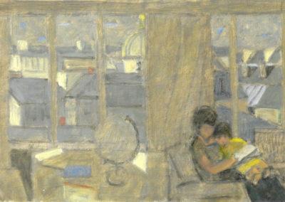 JPCornet-lecture_enfants_autoportrait