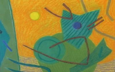H.Goetz--pastel