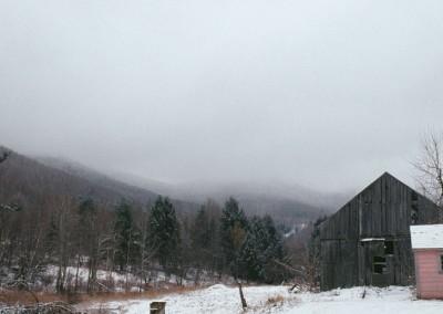 Silence aux Catskills
