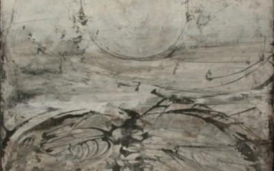 PR, huile sur toile-1962
