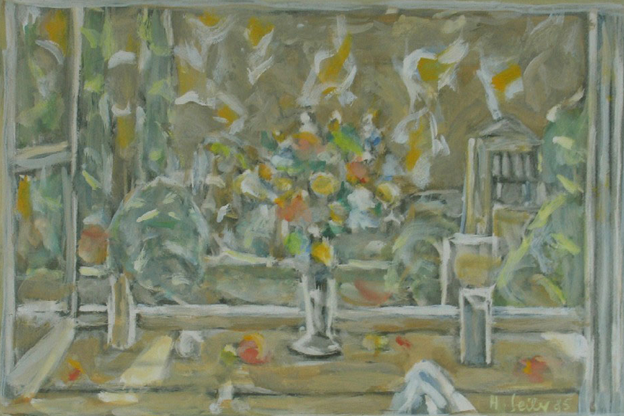 1985-Bouquet-devant-la-fenê