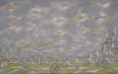 1985-Paysage-de-Dordogne,-l