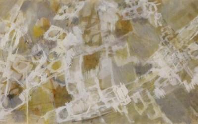 Anitade Caro-Musée d'or-gouache(23x90)-1957