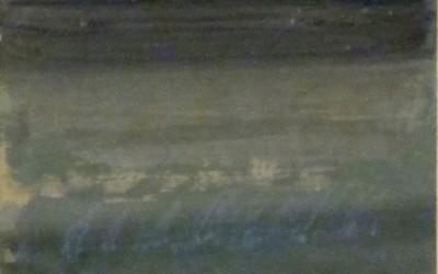 ArpadSzenes-Zones-tempera s:papier(22x8,5)-1975
