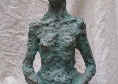 Melchior Sandra Bronze 3 sur 8 55x20x12cm