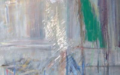 Melchior Tempo 2012 Huile sur toile 116x89cm