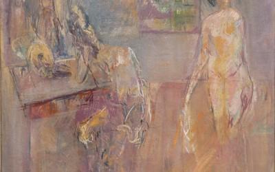 melchior Hérode et Salomé 92x73