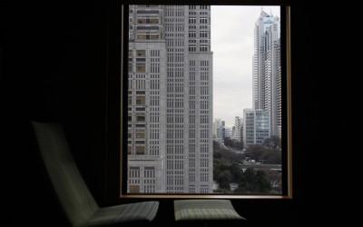 The Window-2 Hyatt Regency Tokyo, Japan, January 2010