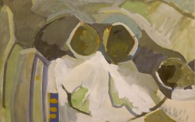 FBores-Composition-gouache-1960