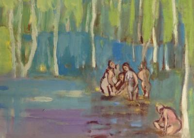 MS-Le printemps. baigneuses 2014