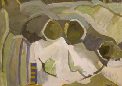 FBores-nature morte-aquarelle-1960 - copie 2