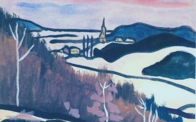 Peinture des années 50