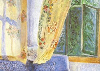 Muz-La chambre aux rideaux fleuris