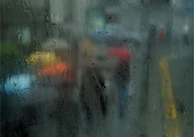 il pleut sur Dublin