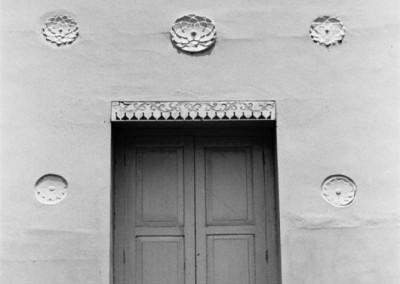 Church Door, Kerala 2008