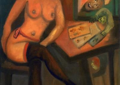 PA-Juliette des esprits - 55x46cm