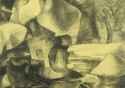 Ch.Boumeester, dessin-1937