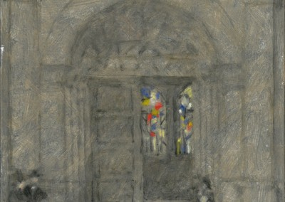 JPCornet-entree eglise
