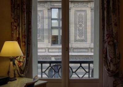 The Window-2 Hotel Louvre, Paris, November 2013
