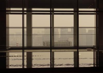 The Window, Hotel Andaz Tokyo, Japan, November 2014