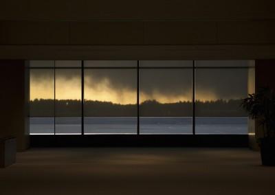 The Window, Service Residence at Narita Airport, Japan, December 2007