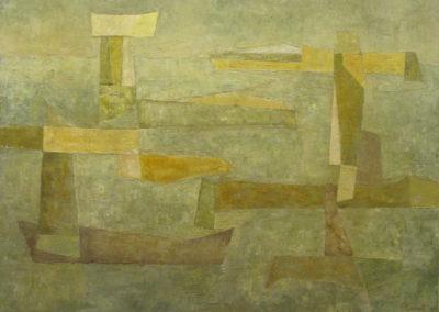 RobertPlanet.Sans titre-huile sur toile-1959-60
